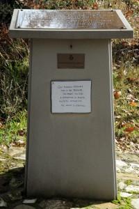 Cippo Commemorativo Villa La Selva