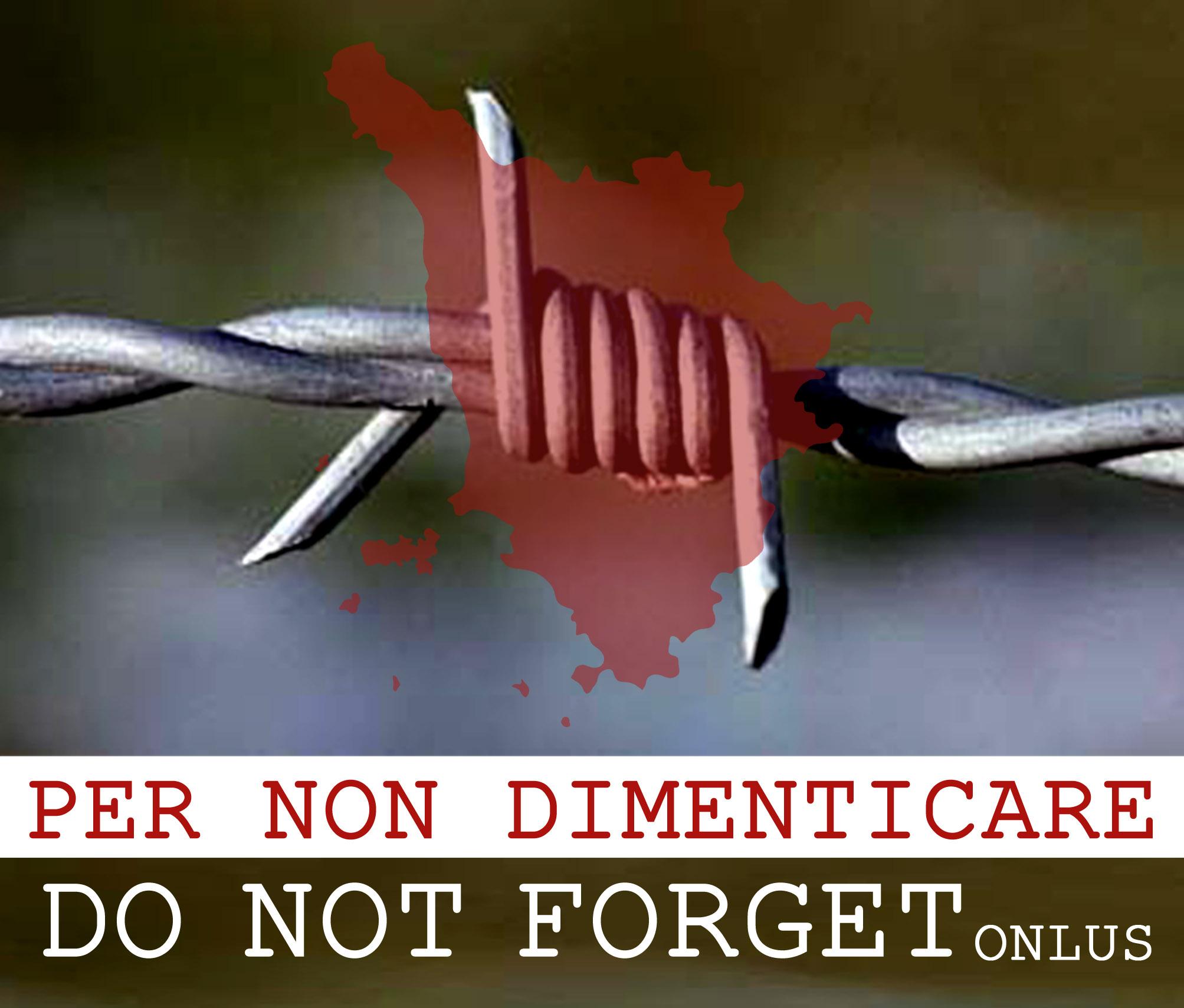 L'Associazione Per Non Dimenticare Do Not Forget ONLUS
